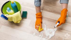 Curatati si dezinfectati podelele